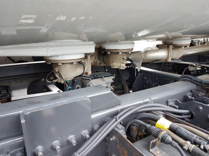 Trucks Renault Premium Fuel tank body 310dxi.19 - 13500 litres BLANC - 12