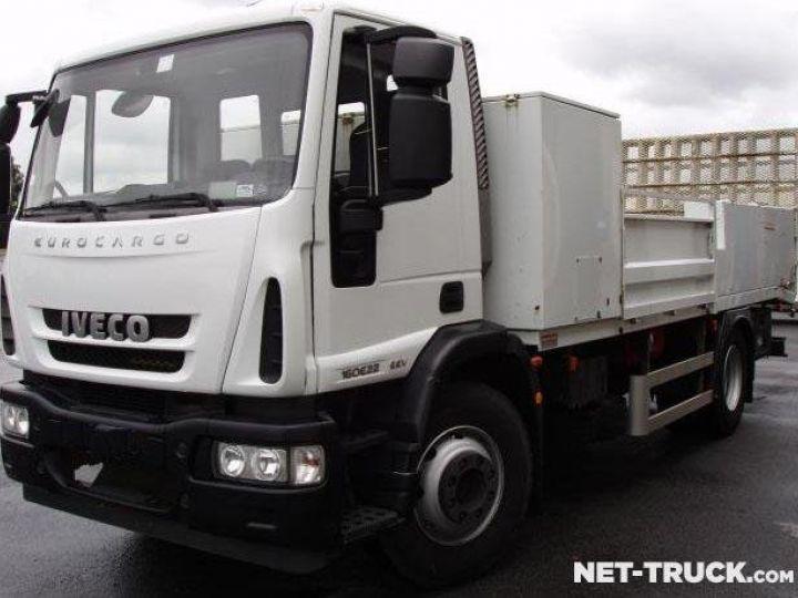 Trucks Iveco EuroCargo Heavy equipment carrier body  - 1