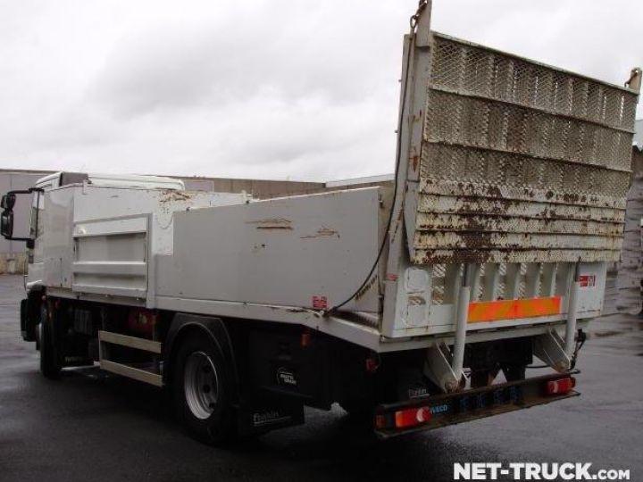 Trucks Iveco EuroCargo Heavy equipment carrier body  - 2