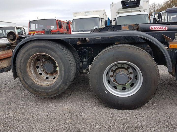 Trucks Renault Premium Hookloader Ampliroll body + crane 420dci.26 6x2 J - GUIMA S20 + PK12000 BLANC - 18