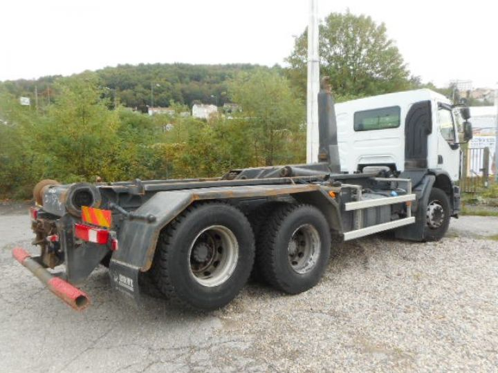 Trucks Renault Premium Hookloader Ampliroll body 320.26 dxi  - 2