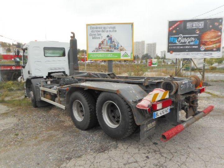 Trucks Renault Premium Hookloader Ampliroll body 320.26 dxi  - 3