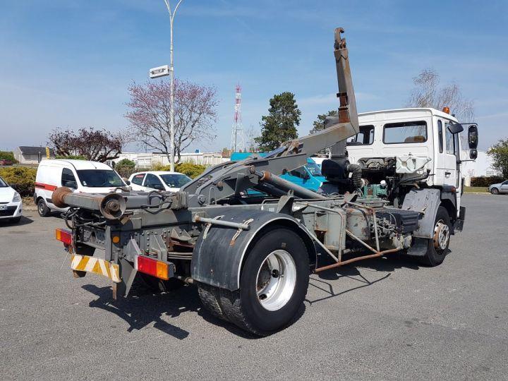 Trucks Volvo FS Hookloader Ampliroll body 719 INTERCOOLER BLANC - 2