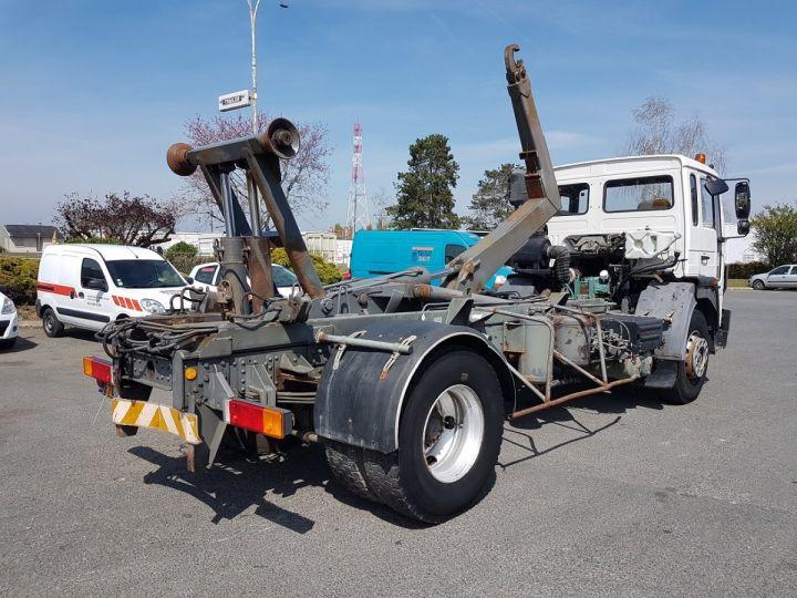 Trucks Volvo FS Hookloader Ampliroll body 719 INTERCOOLER BLANC - 3