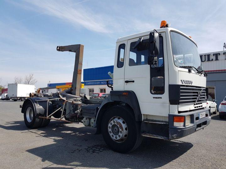 Trucks Volvo FS Hookloader Ampliroll body 719 INTERCOOLER BLANC - 4