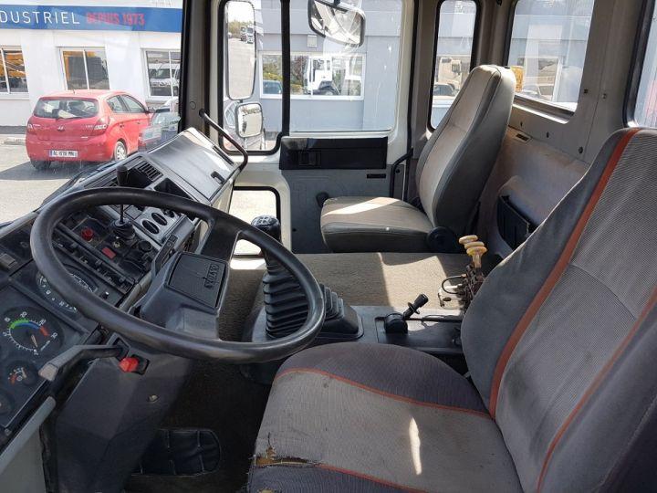 Trucks Volvo FS Hookloader Ampliroll body 719 INTERCOOLER BLANC - 16