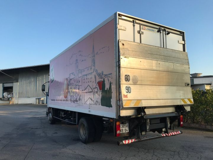 Trucks Renault Midlum Insulated box body Blanc - 4
