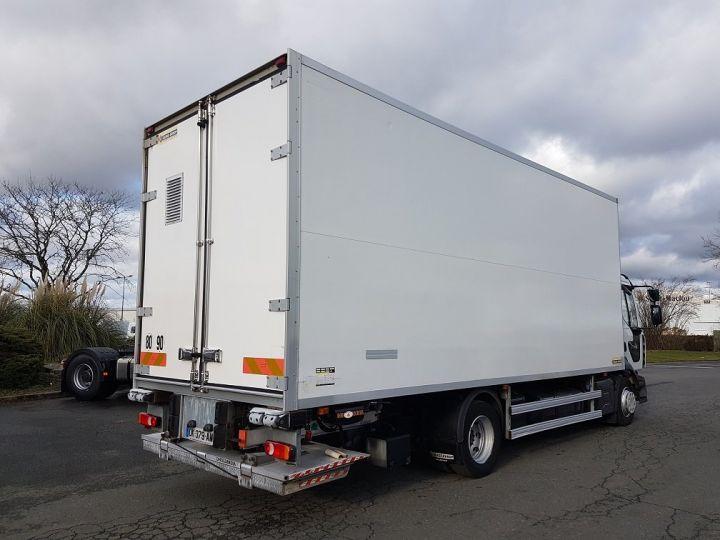 Trucks Renault D Insulated box body 12.210dti  spécial FLEURS BLANC - 2