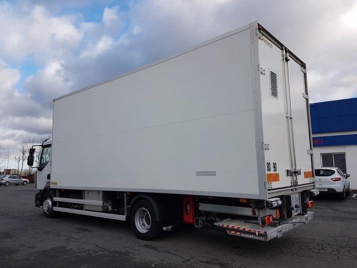 Trucks Renault D Insulated box body 12.210dti  spécial FLEURS BLANC - 5