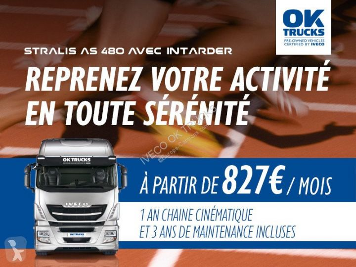 Trucks Iveco AS440S48T/P  - 1