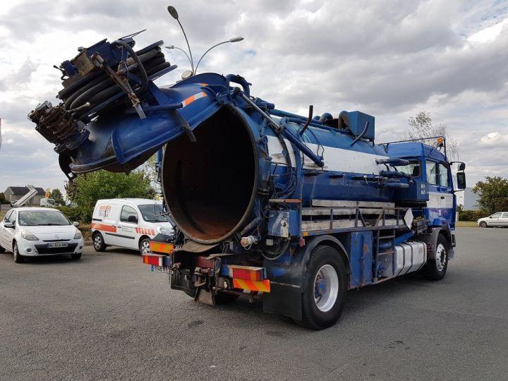 Trucks Renault Manager Jetting machine body G340ti.19 BLEU et BLANC - 3