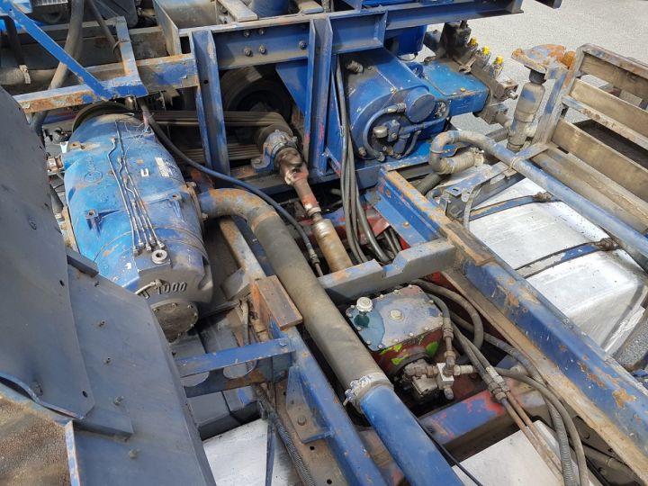 Trucks Renault Manager Jetting machine body G340ti.19 BLEU et BLANC - 11