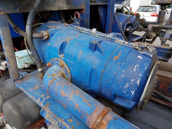 Trucks Renault Manager Jetting machine body G340ti.19 BLEU et BLANC - 14