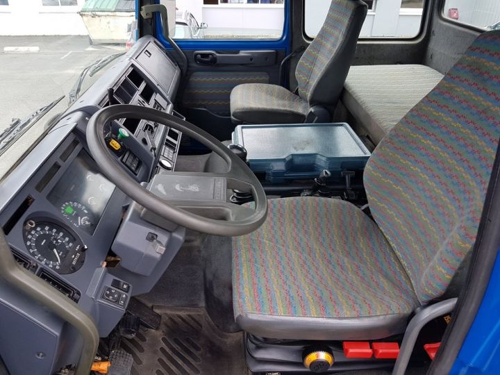 Trucks Renault Manager Jetting machine body G340ti.19 BLEU et BLANC - 20