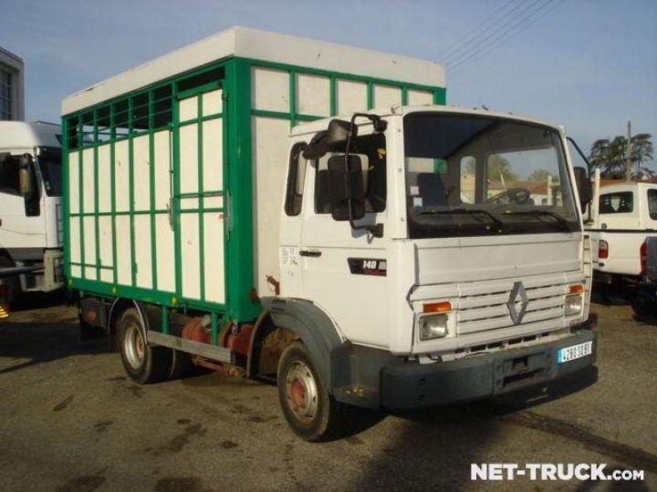 Trucks Renault Midliner Livestock body  - 1