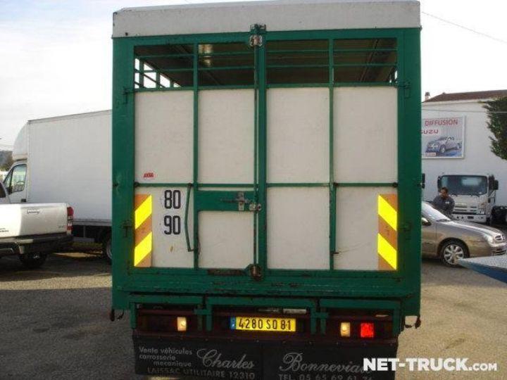 Trucks Renault Midliner Livestock body  - 2