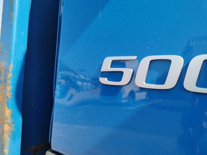 Trucks Volvo FMX Platform body + crane FMX 13L 500 6X4 EURO 6 BLEU - 12