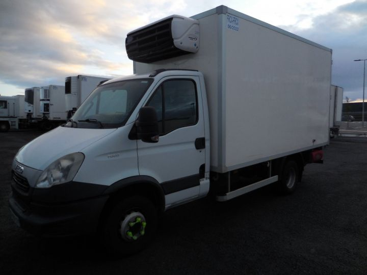 Trucks Iveco Daily Refrigerated body 70C17  - 1