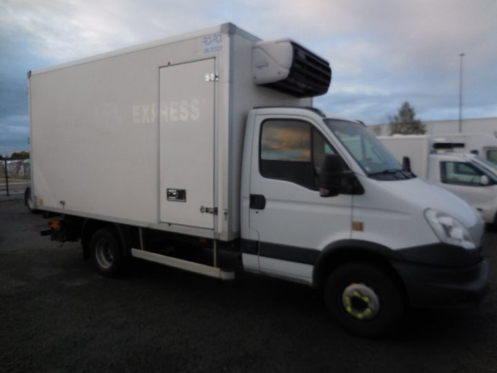 Trucks Iveco Daily Refrigerated body 70C17  - 3