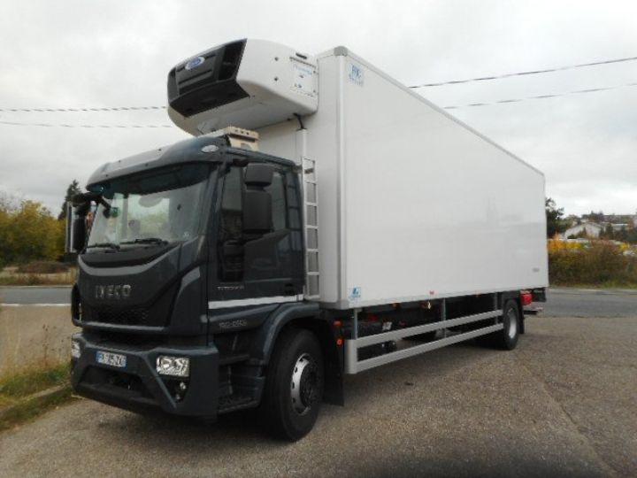 Trucks Iveco EuroCargo Refrigerated body ML190 EL 28 CAISSE FRIGORIFIQUE PORTE VIANDES  - 3