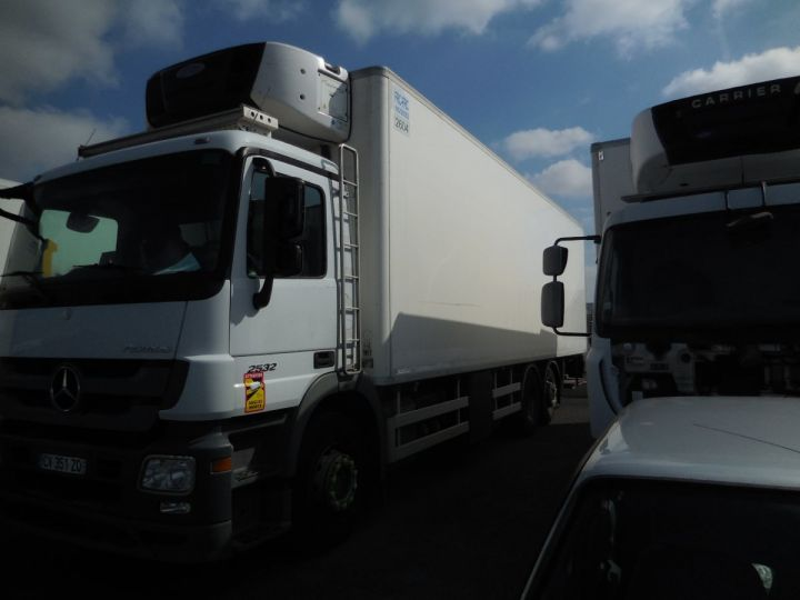 Trucks Mercedes Actros Refrigerated body 2532 NLG EURO 5  - 2