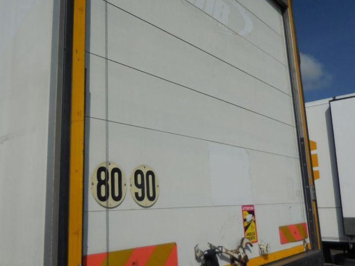 Trucks Mercedes Actros Refrigerated body 2532 NLG EURO 5  - 4