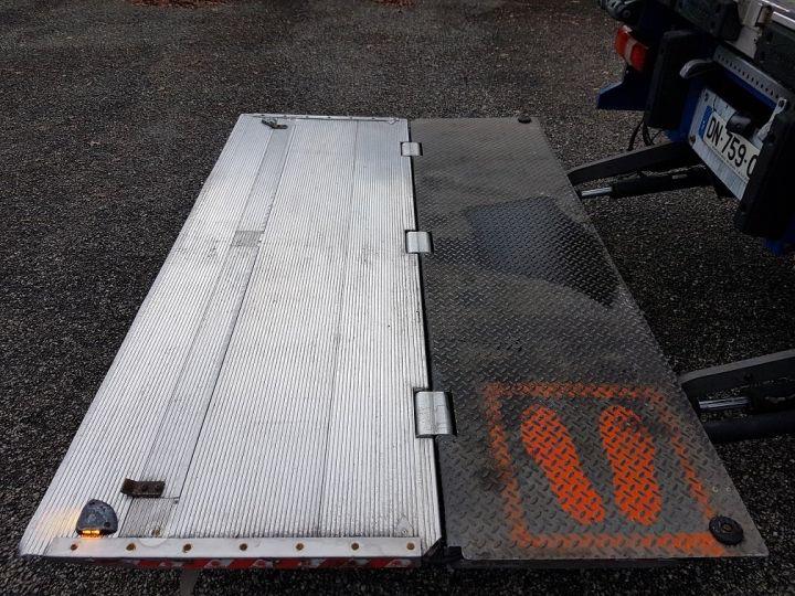 Trucks Mercedes Atego Refrigerated body 1318 NL euro 6 - BI-TEMPERATURE BLANC - 12