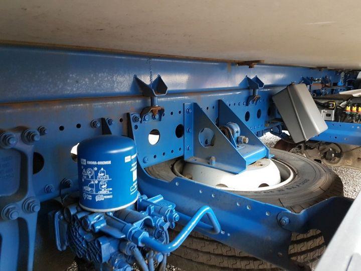 Trucks Mercedes Atego Refrigerated body 1318 NL euro 6 - BI-TEMPERATURE BLANC - 14