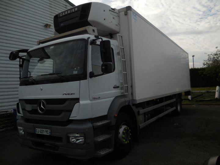 Trucks Mercedes Axor Refrigerated body 1829 EURO 5  - 4