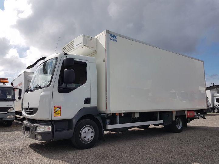 Trucks Renault Midlum Refrigerated body 220dxi.12 BLANC - 1