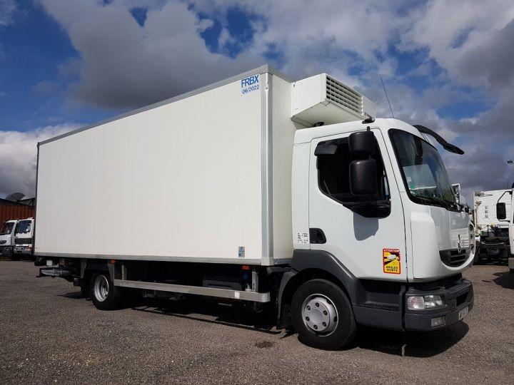 Trucks Renault Midlum Refrigerated body 220dxi.12 BLANC - 4