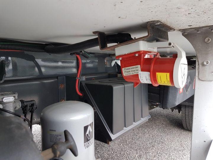 Trucks Renault D Refrigerated body MED 12.210dti euro 6 - FRIGO BI-TEMPERATURE 2018 BLANC - 14
