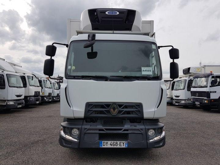 Trucks Renault D Refrigerated body MED 12.210dti euro 6 - FRIGO BI-TEMPERATURE 2018 BLANC - 18