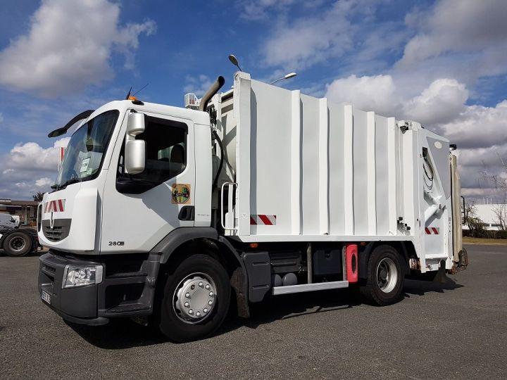 Trucks Renault Premium Refuse collector body 280dxi.19 BOM - MANUAL BLANC - 1