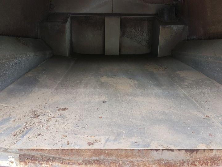 Trucks Renault Midliner Roadsweeper machine M160.11 SEMAT A500 - Sans carte grise BLANC - VERT - 9