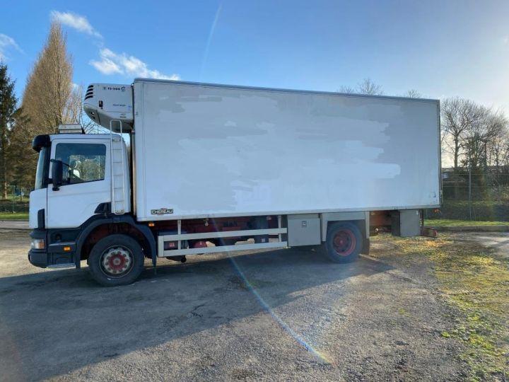 Trucks Scania G 94 G 220 FRIGORIFIQUE PENDERIE A VIANDE MANI-VIANDE BLANC - 5