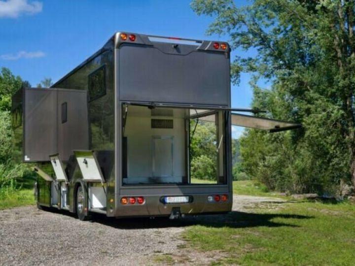 Trucks Volvo EUROCARGO 160E  Brun Peinture métallisée - 3