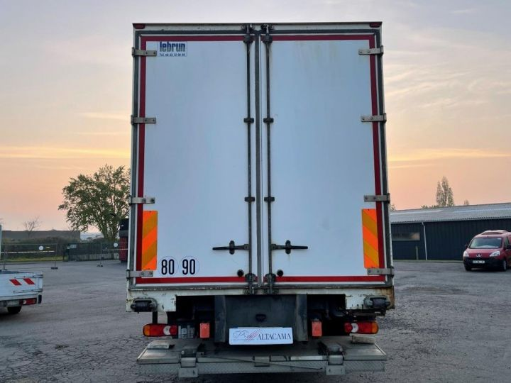 Trucks Volvo FL 280 FOURGON HAYON ELEVATEUR BLANC - 5