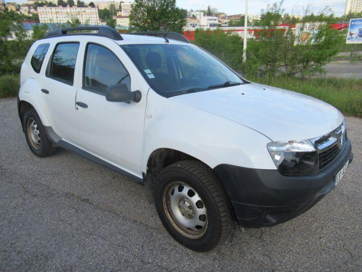 Utilitaire léger Dacia Duster 4 x 4 DCI 110 4X4 SOCIETE 2 PLACES  - 1