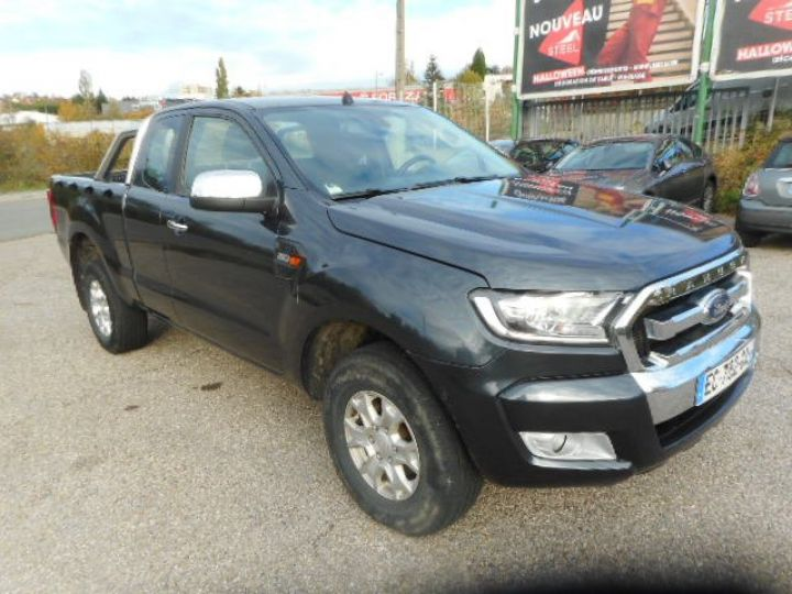 Utilitaire léger Ford Ranger 4 x 4 2.2 XLT  2.2 TDCI 160 LIMITED  Occasion - 1