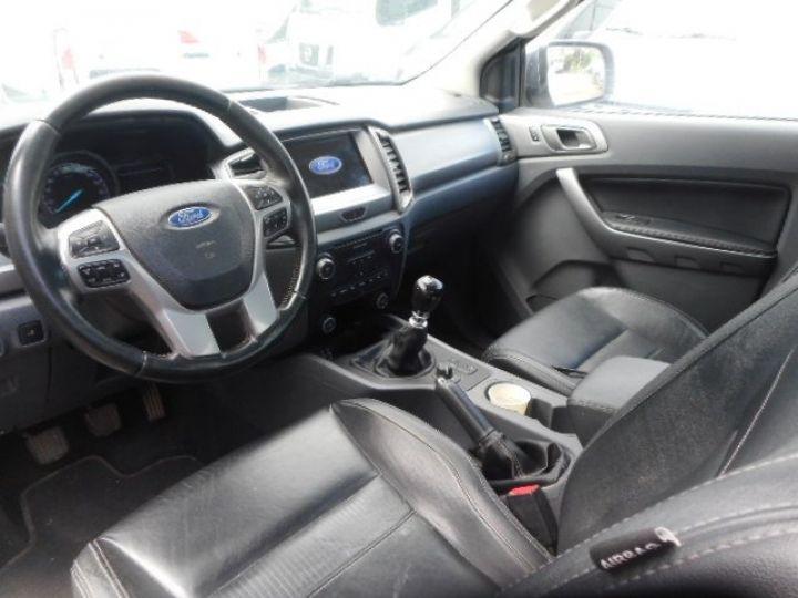 Utilitaire léger Ford Ranger 4 x 4 SUPER CAB 3.2 200CV  - 5