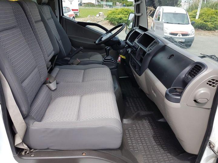 Utilitaire léger Nissan Cabstar Benne arrière 35-11 BLANC JAUNE VERT - 17