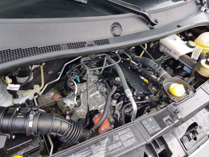 Utilitaire léger Renault Master Benne arrière 150dci.35 PMJ - BENNE + COFFRE BLANC - VERT Occasion - 13