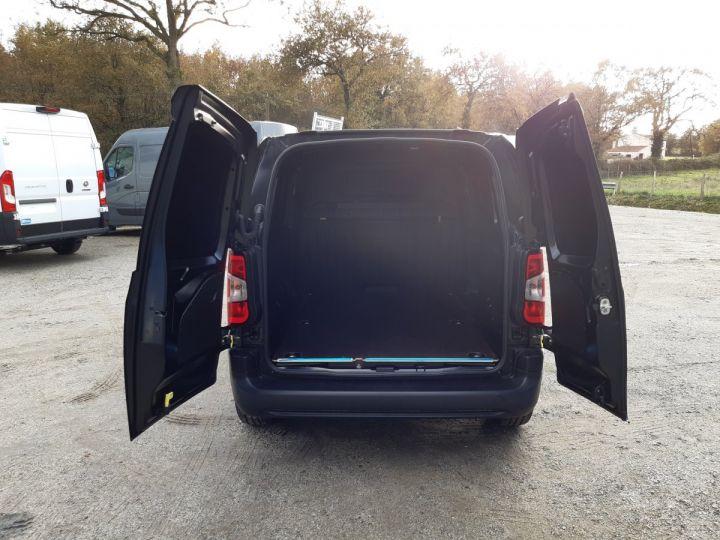 Utilitaire léger Opel Combo Caisse Fourgon Noir - 5