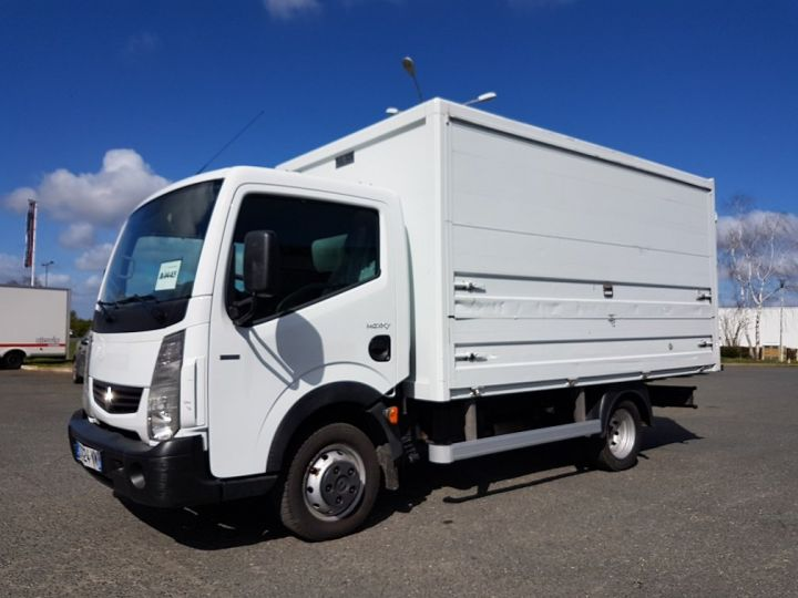 Utilitaire léger Renault Maxity Caisse Fourgon 140dxi.35 BRASSEUR BLANC Occasion - 1