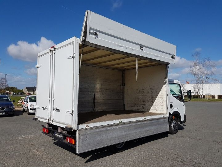 Utilitaire léger Renault Maxity Caisse Fourgon 140dxi.35 BRASSEUR BLANC Occasion - 3