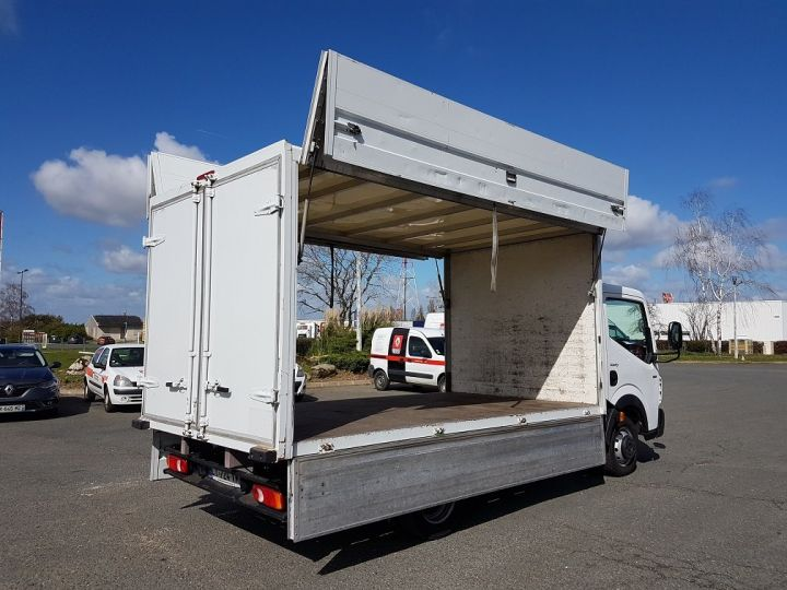 Utilitaire léger Renault Maxity Caisse Fourgon 140dxi.35 BRASSEUR BLANC Occasion - 4