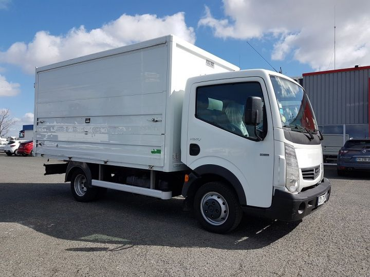 Utilitaire léger Renault Maxity Caisse Fourgon 140dxi.35 BRASSEUR BLANC Occasion - 5
