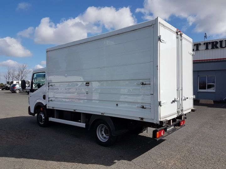 Utilitaire léger Renault Maxity Caisse Fourgon 140dxi.35 BRASSEUR BLANC Occasion - 6