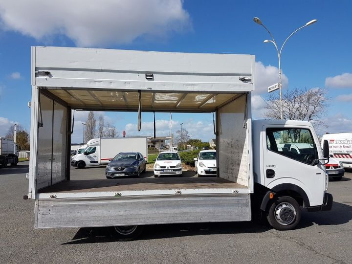 Utilitaire léger Renault Maxity Caisse Fourgon 140dxi.35 BRASSEUR BLANC Occasion - 8
